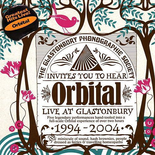 Play & Download Live at Glastonbury 1994-2004 by Orbital | Napster