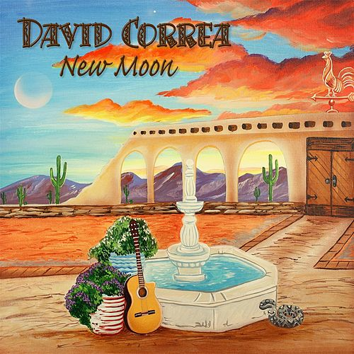 Play & Download New Moon by David Correa | Napster