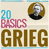 Play & Download 20 Basics: Grieg by Various Artists | Napster