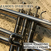 Famous Overtures, Rossini Tchaikovsky, Beethoven & Wagner by Various Artists