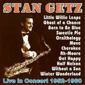Stan Getz Live In Concert by Stan Getz