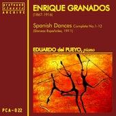 Play & Download Granados: Spanish Dances (Danzas Españolas) by Eduardo del Pueyo | Napster