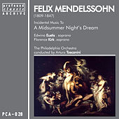 Mendelssohn: Midsummer Night's Dream, Incidental Music, Op. 61, MWV M13 von Philadelphia Orchestra