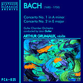 Play & Download Bach: Concertos No. 1, BWV 1041 & No. 2, BWV 1042 by Arthur Grumiaux | Napster