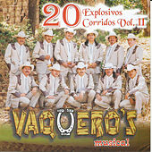 Play & Download 20 Explosivos Corridos Vol. 2 by Vaqueros Musical | Napster