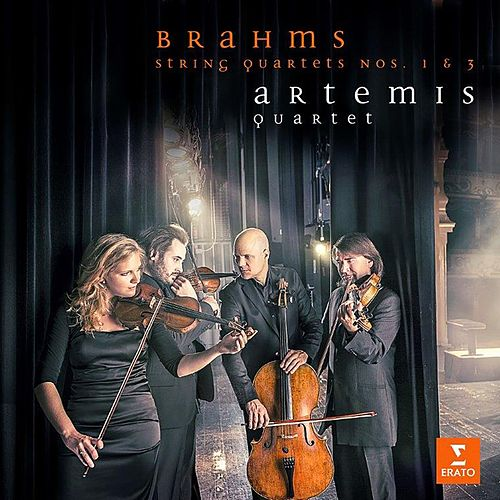 Play & Download Brahms: String Quartets Nos. 1 & 3 by Artemis Quartet | Napster