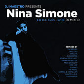 DJ Maestro Presents: Little Girl Blue (Remixed) by Various Artists