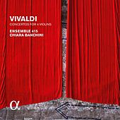 Play & Download Vivaldi: Concertos for 4 Violins by Various Artists | Napster