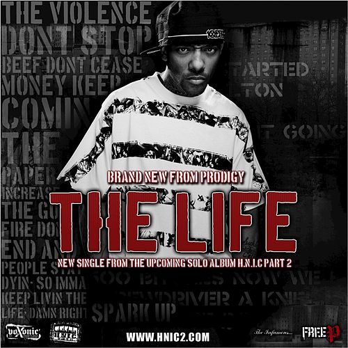 Play & Download The Life EP (Clean) by Prodigy (of Mobb Deep) | Napster