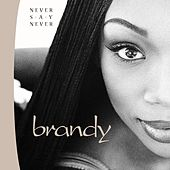 Play & Download Never Say Never by Brandy | Napster