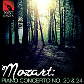Mozart: Piano Concertos No. 20 & 24 by Various Artists