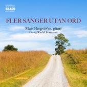 Fler sånger utan ord by Various Artists