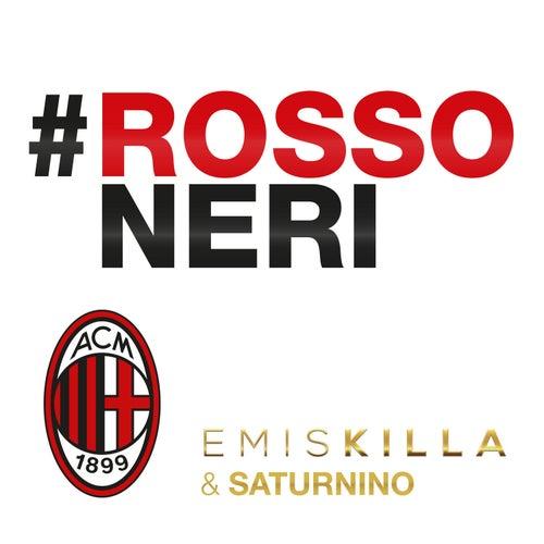#Rossoneri by Saturnino