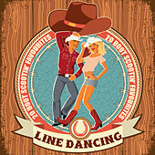 Play & Download Line Dancing: 20 Boot Scootin' Favourites by Various Artists | Napster