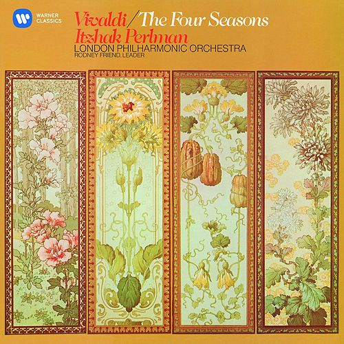 Play & Download Vivaldi: The Four Seasons by Itzhak Perlman | Napster