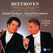 Play & Download Beethoven: Violin Concerto & 2 Romances by Itzhak Perlman | Napster