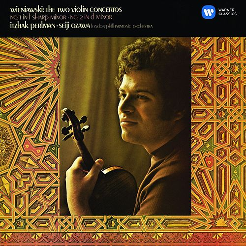 Play & Download Wieniawski: Violin Concertos Nos 1 & 2 by Itzhak Perlman | Napster