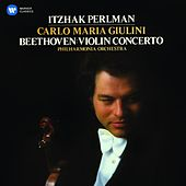 Play & Download Beethoven: Violin Concerto by Itzhak Perlman | Napster