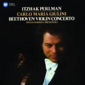 Beethoven: Violin Concerto by Itzhak Perlman
