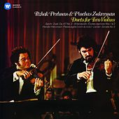 Perlman & Zukerman - Duets for Two Violins by Itzhak Perlman