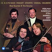 Play & Download Oboe Quartets & Trio Sonatas by Itzhak Perlman | Napster