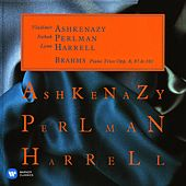 Play & Download Brahms: Piano Trios Nos 1 - 3 by Vladimir Ashkenazy | Napster
