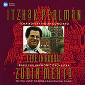 Live in Russia by Itzhak Perlman