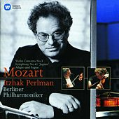 Play & Download Mozart: Violin Concerto No. 3 & Symphony No. 41, 'Jupiter' by Itzhak Perlman | Napster