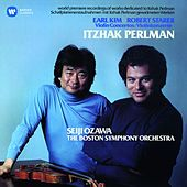 Play & Download Kim & Starer: Violin Concertos by Itzhak Perlman | Napster