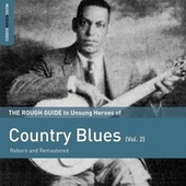 Rough Guide To Unsung Heroes Of Country Blues  (Vol.2) by Various Artists