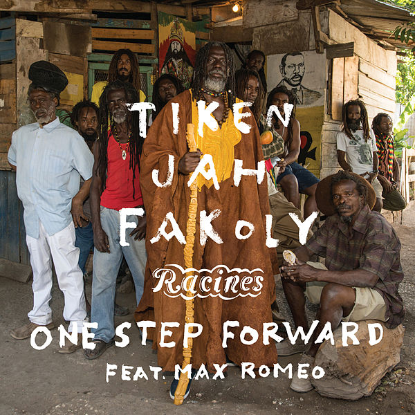 One step forward single de tiken jah fakoly napster - Tiken jah fakoly album coup de gueule ...