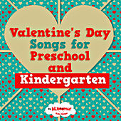 Valentine's Day Songs for Preschool and Kindergarten by The Kiboomers