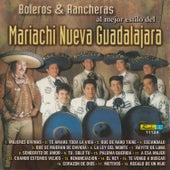 Play & Download Boleros & Rancheras by Mariachi Nueva Guadalajara | Napster