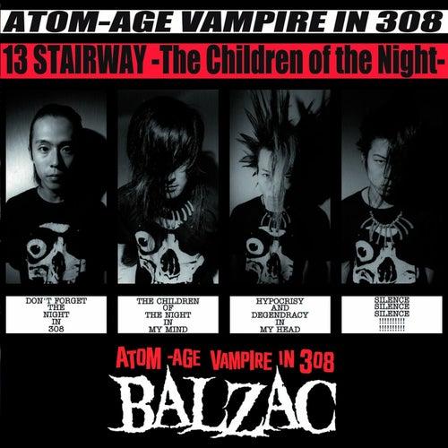 13 Stairway - The Children of the Night - by Balzac