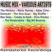 Play & Download Music Mix, Vol. 1 by Various Artists | Napster