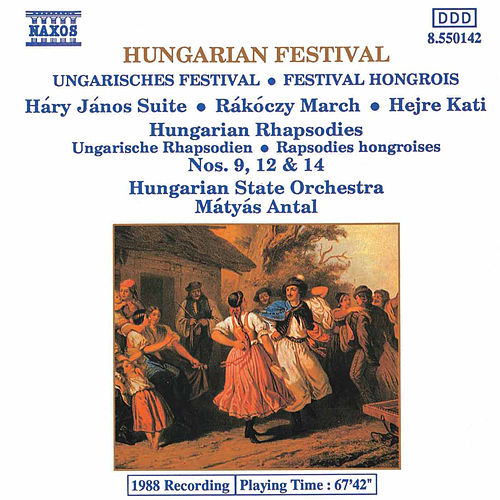 Hungarian Festival by Various Artists
