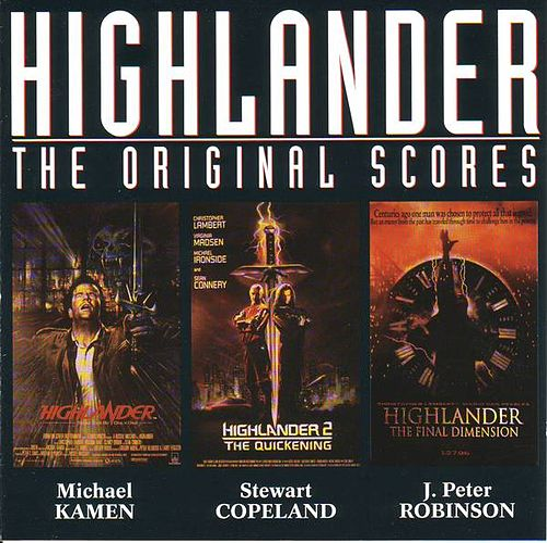 Highlander: The Final Dimension by Michael Kamen