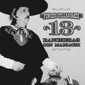13 Rancheras Con Mariachi by Poncho Villagomez
