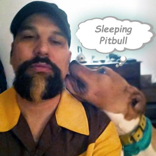 Sleeping Pitbull by NSS