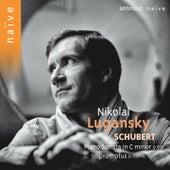 Play & Download Schubert: Piano Sonata D. 958 & Impromptu D. 935 by Nikolai Lugansky | Napster