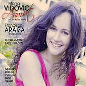 Play & Download Anmut: My Favorite Arias by Marija Vidovic | Napster