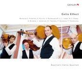 Cello Effect (Arr. S. Drabkin) by Rastrelli Cello Quartet
