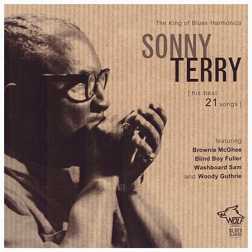 Sonny Terry - His Best 21 Songs by Sonny Terry
