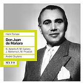 Play & Download Tomasi: Don Juan de Mañara by Various Artists | Napster