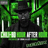 Hour After Hour (Remix) [feat. Rafeeq Hassaan] by Chili-Bo