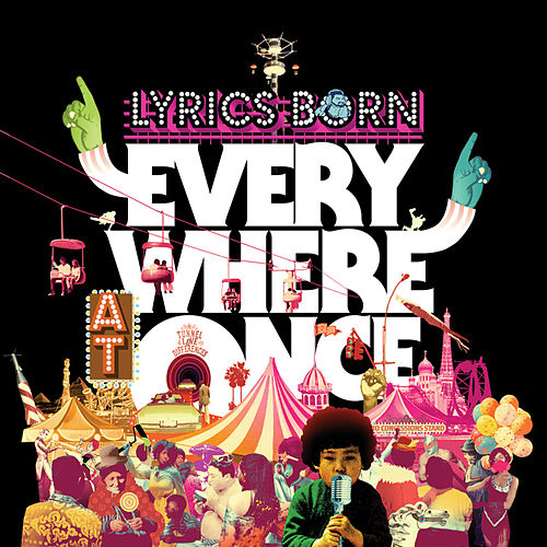 Play & Download Everywhere At Once by Lyrics Born | Napster