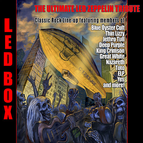 Led Box - The Ultimate Led Zeppelin Tribute by Various Artists