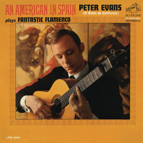 An American in Spain by Peter Evans