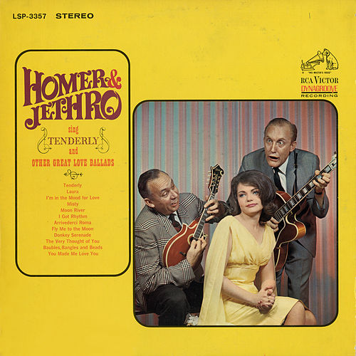 Play & Download Sing Tenderly and Other Great Love Ballads by Homer and Jethro | Napster