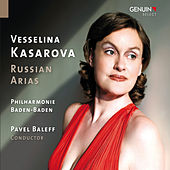 Russian Arias by Various Artists